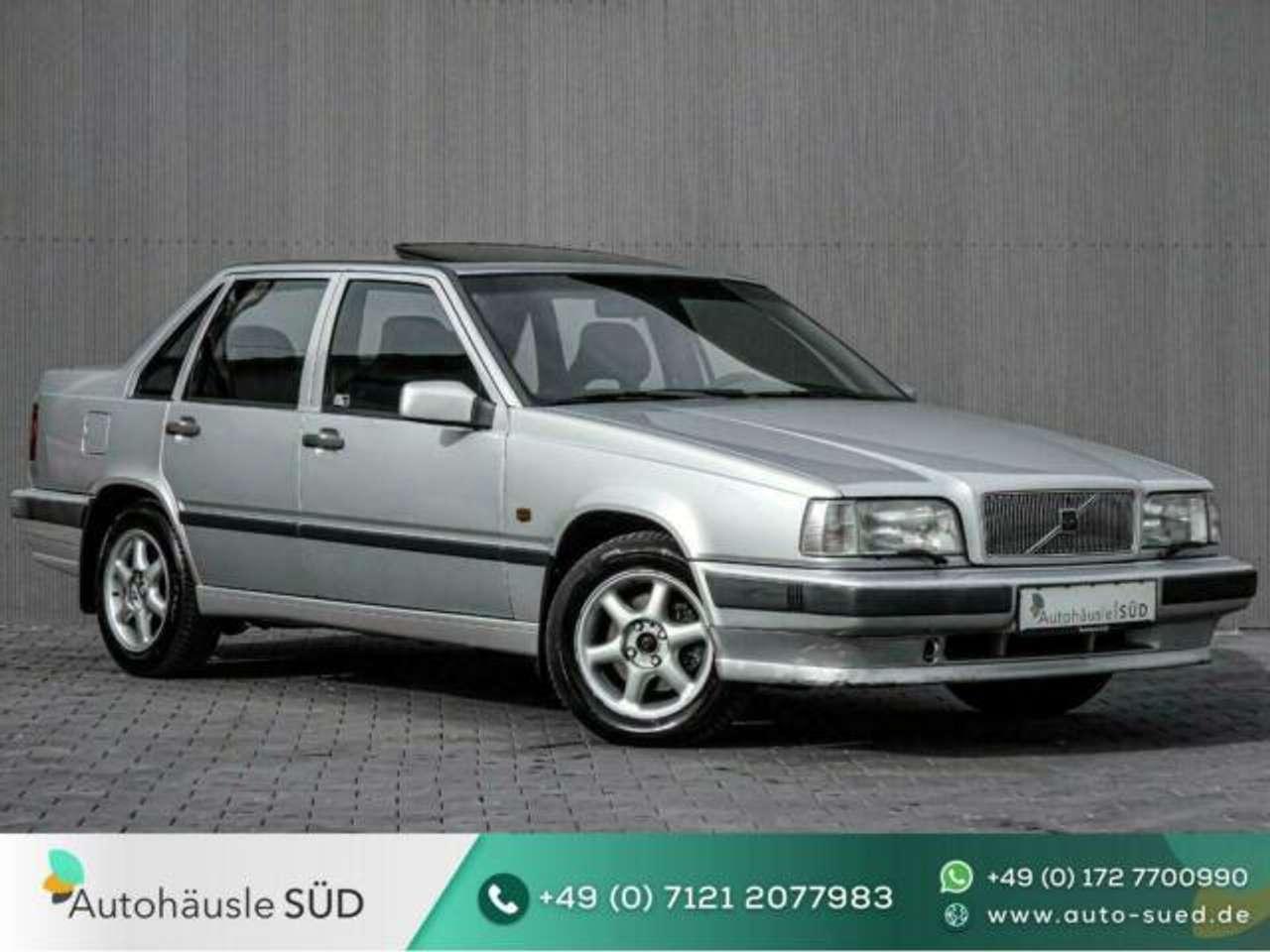 Autos nach Volvo 850 2.5-20V