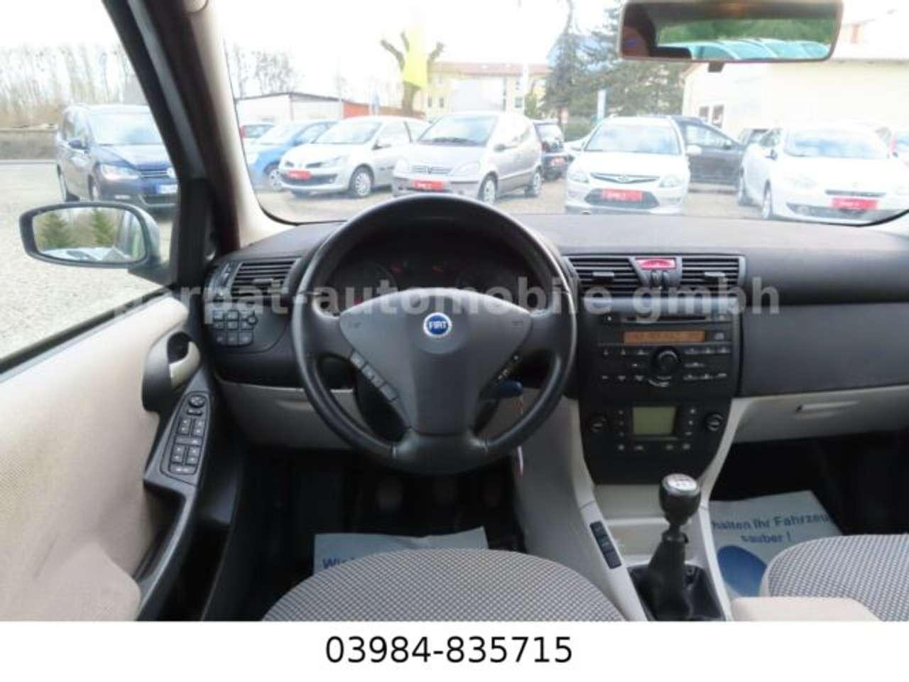 Autos nach Fiat Stilo