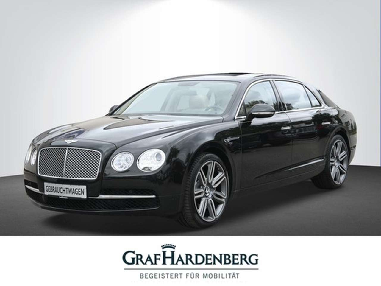 Autos nach Bentley Continental-based Flying Spur W12