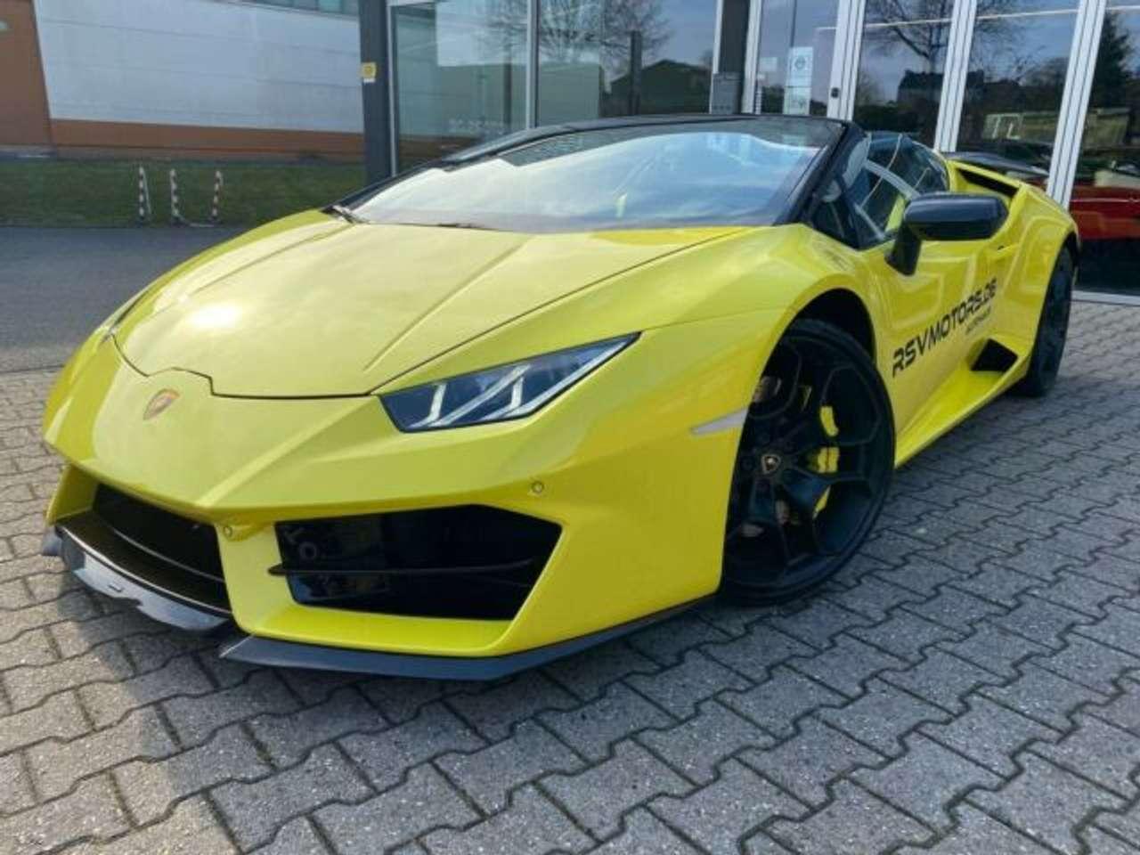 Autos nach Lamborghini Huracán LP580-2