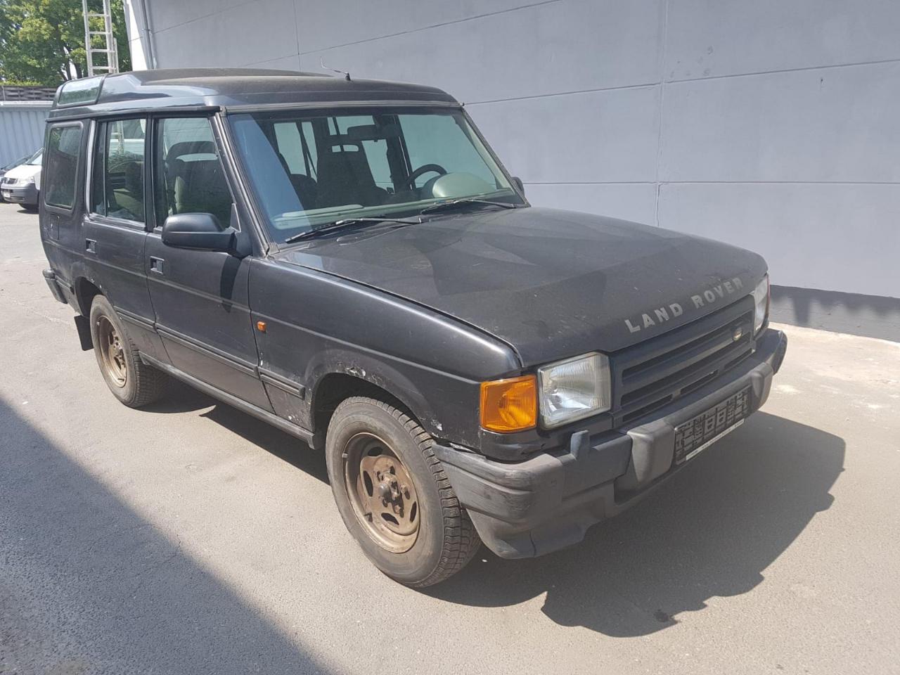Autos nach Land Rover Discovery TDi