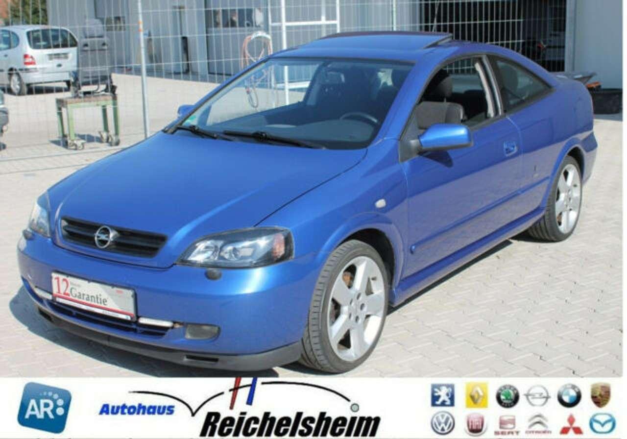 Autos nach Opel Astra 2.0 16V Turbo