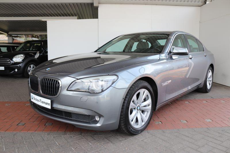 Used Bmw 7 Series 740d