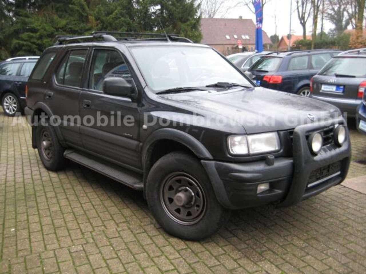 Autos nach Opel Frontera 3.2 V6