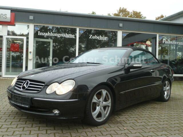 Autos nach Mercedes CLK-Class