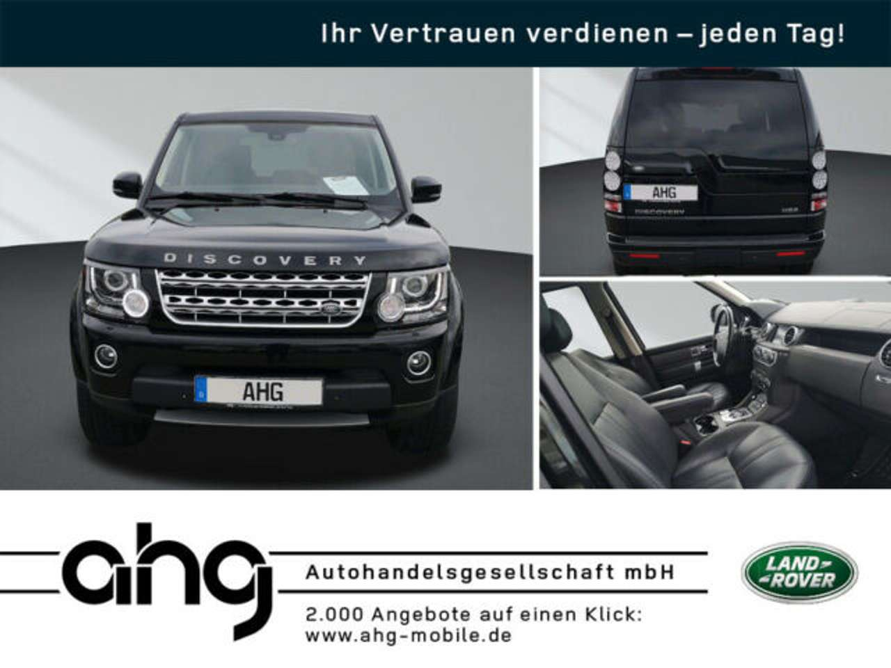 Autos nach Land Rover Discovery 3.0 SDV6