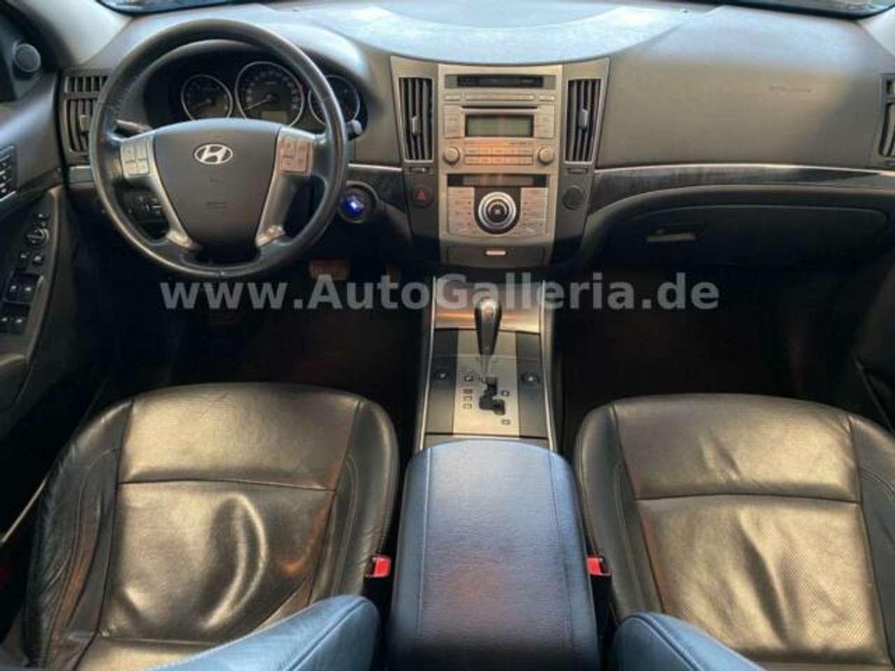 Autos nach Hyundai ix55