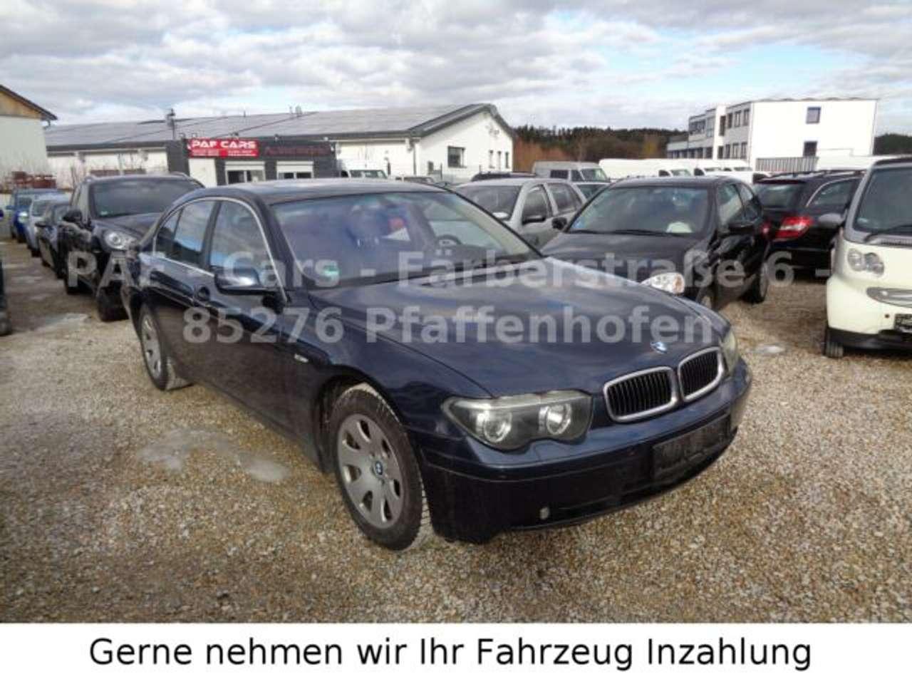 Autos nach BMW 7-Series