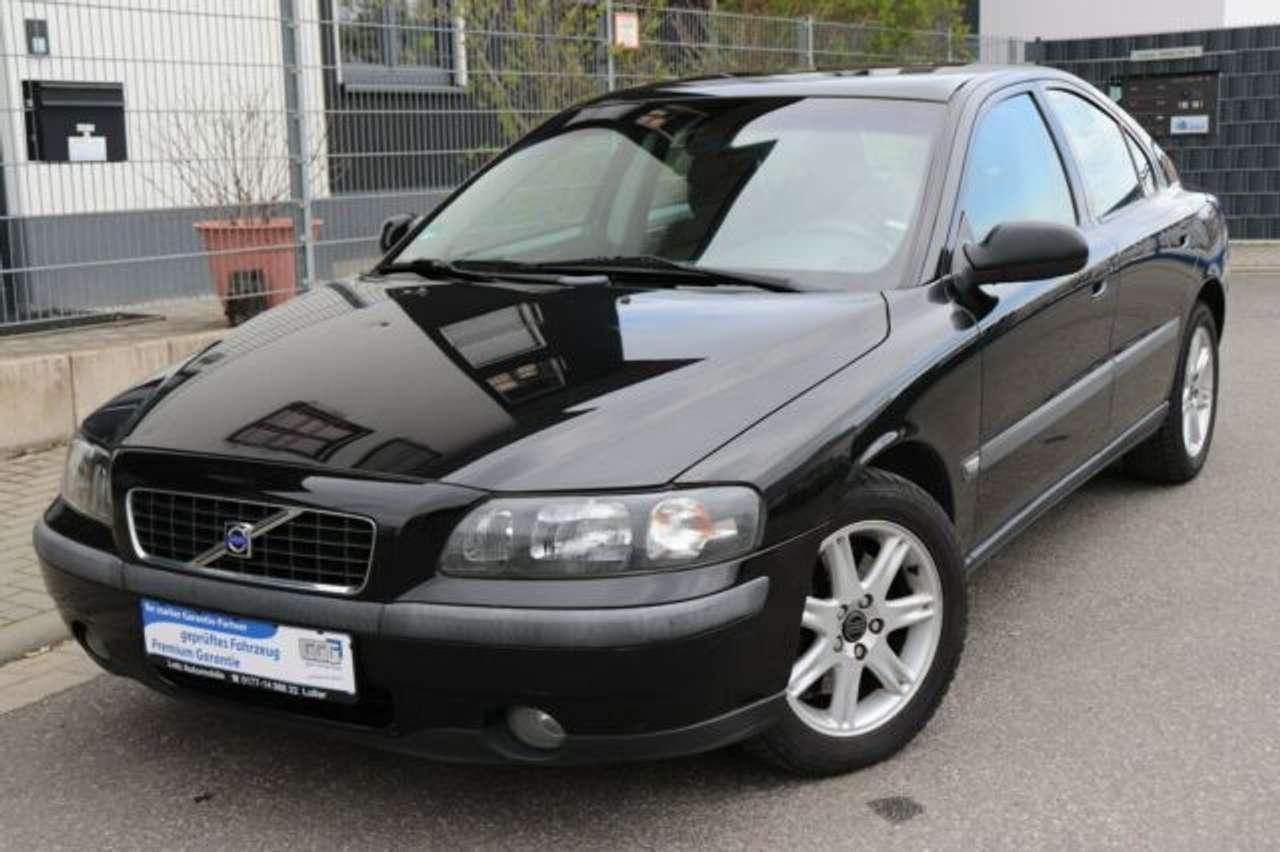 Autos nach Volvo S60 2.4