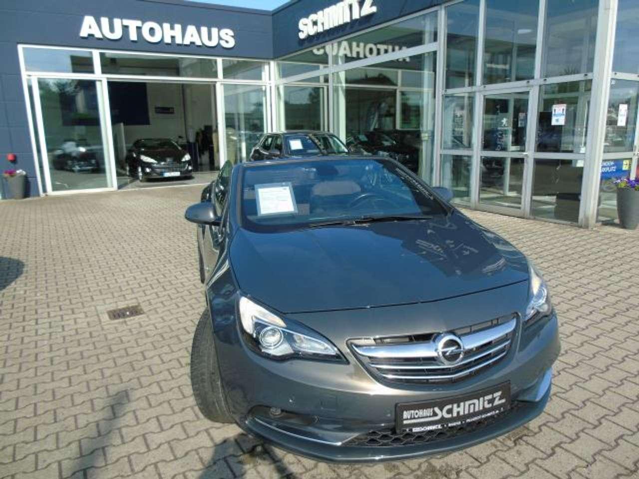Autos nach Opel Cascada 1.4 Turbo