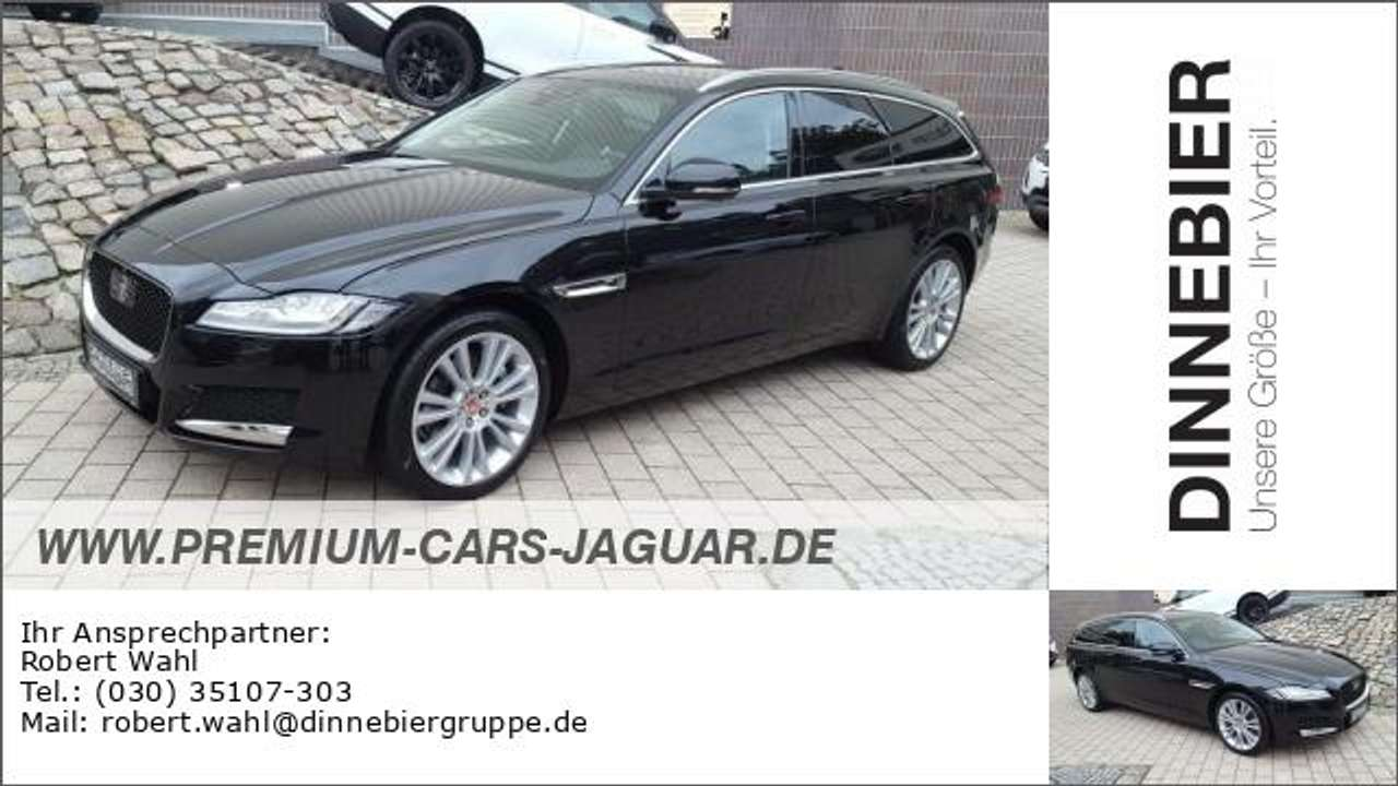 Autos nach Jaguar XF Sportbrake 25t