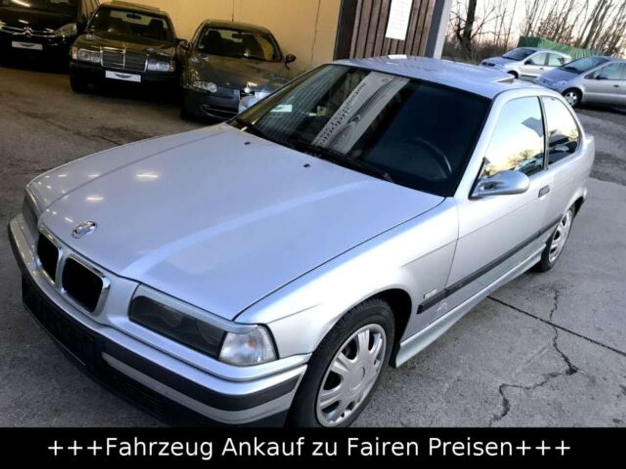 Autos nach BMW 3-Series 316i compact