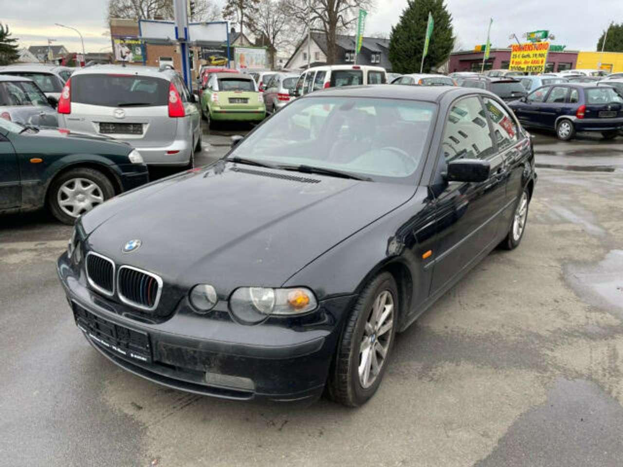 Autos nach BMW 3-Series 320td compact