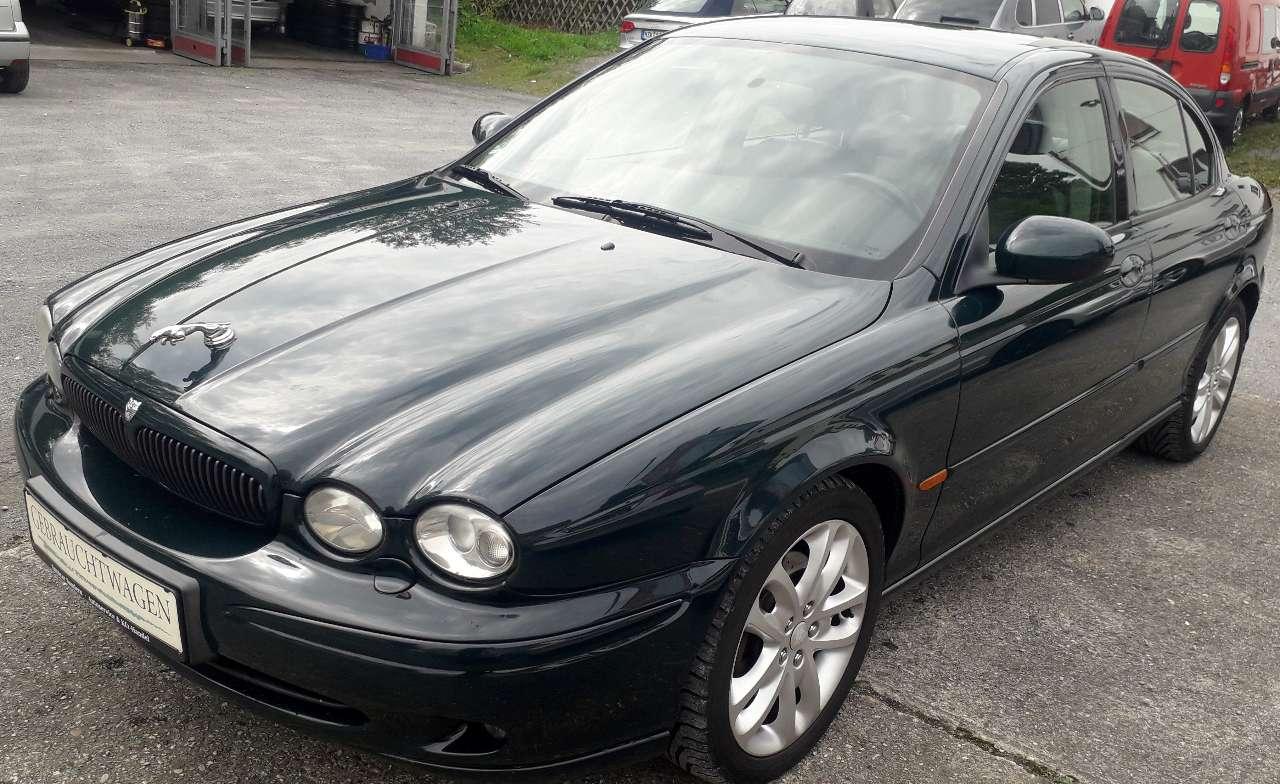 Autos nach Jaguar X-Type V6 3.0