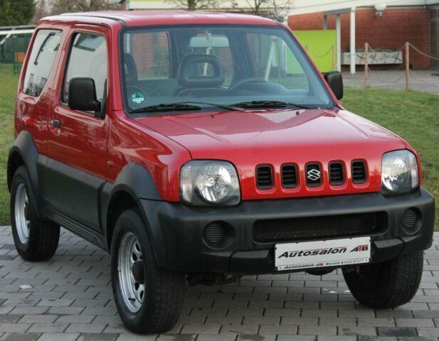 Autos nach Suzuki Jimny