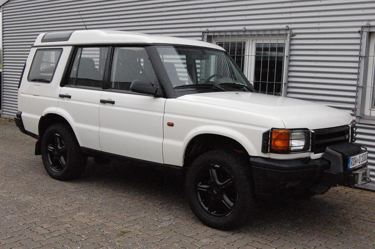 Autos nach Land Rover Discovery Td5