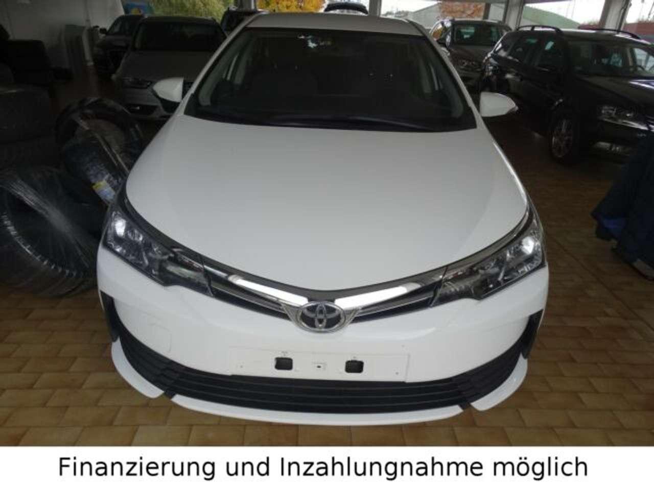 Autos nach Toyota Corolla 1.33