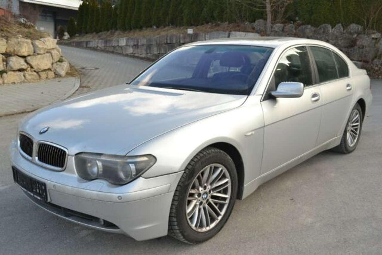 Autos nach BMW 7-Series 735i