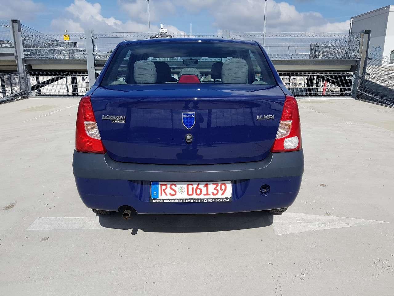 Autos nach Dacia Logan
