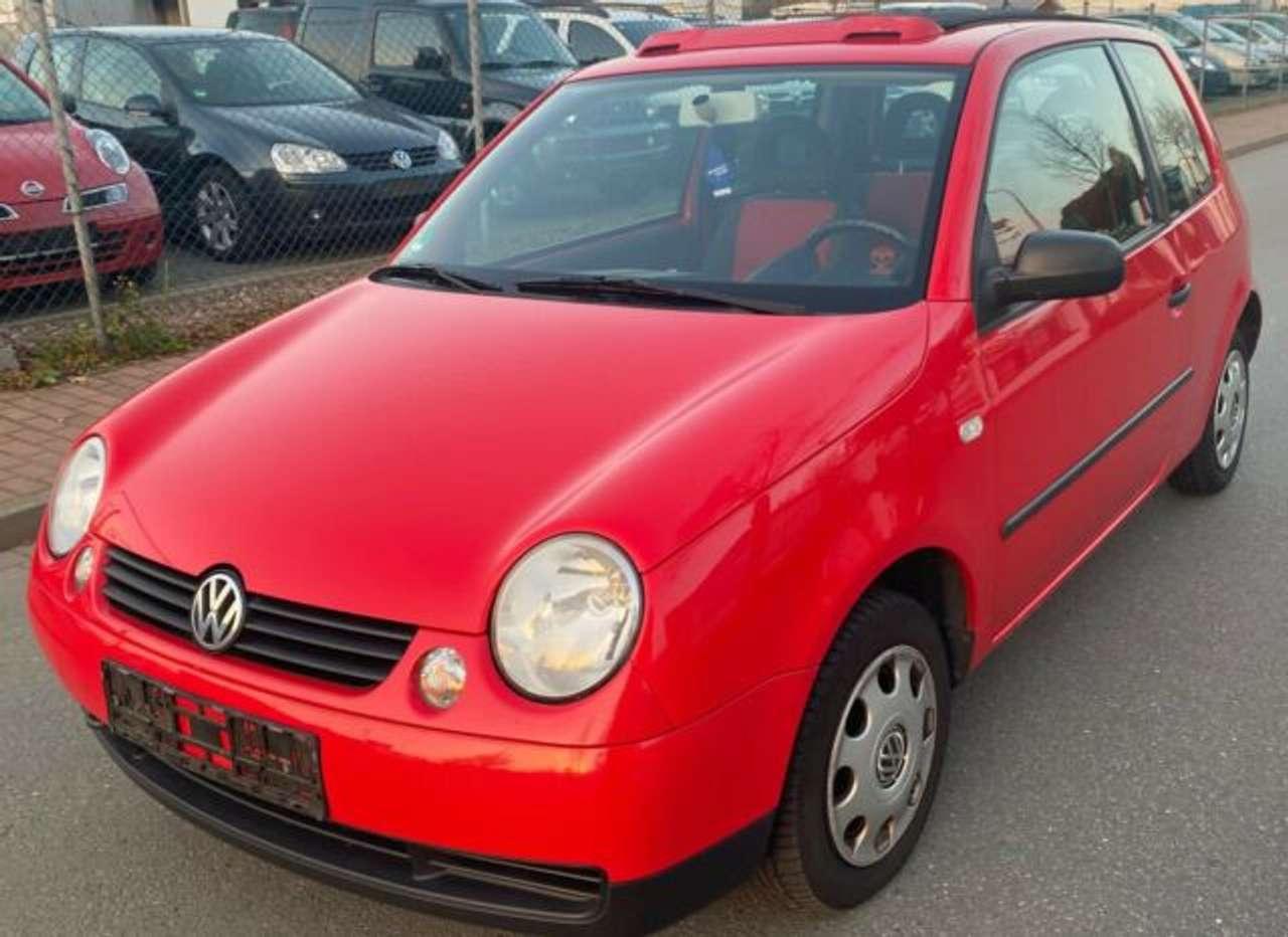 Autos nach Volkswagen Lupo 1