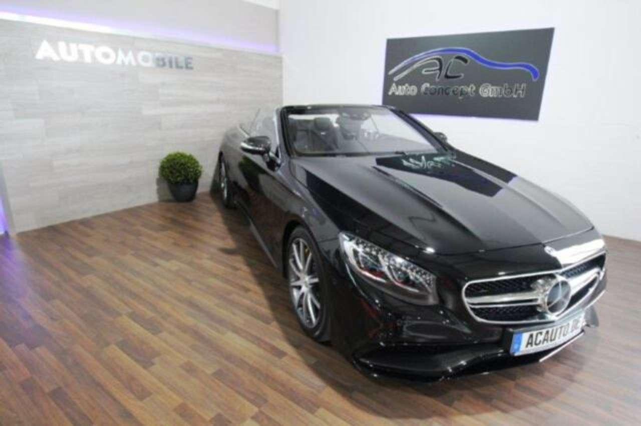 Autos nach Mercedes Maybach S-Class