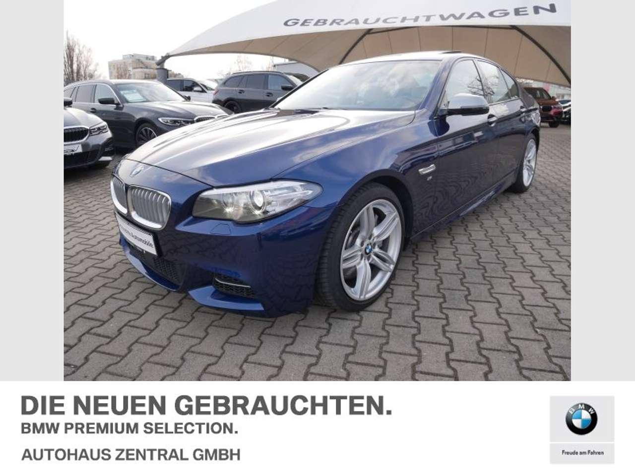 Autos nach BMW 5-Series M550d xDrive
