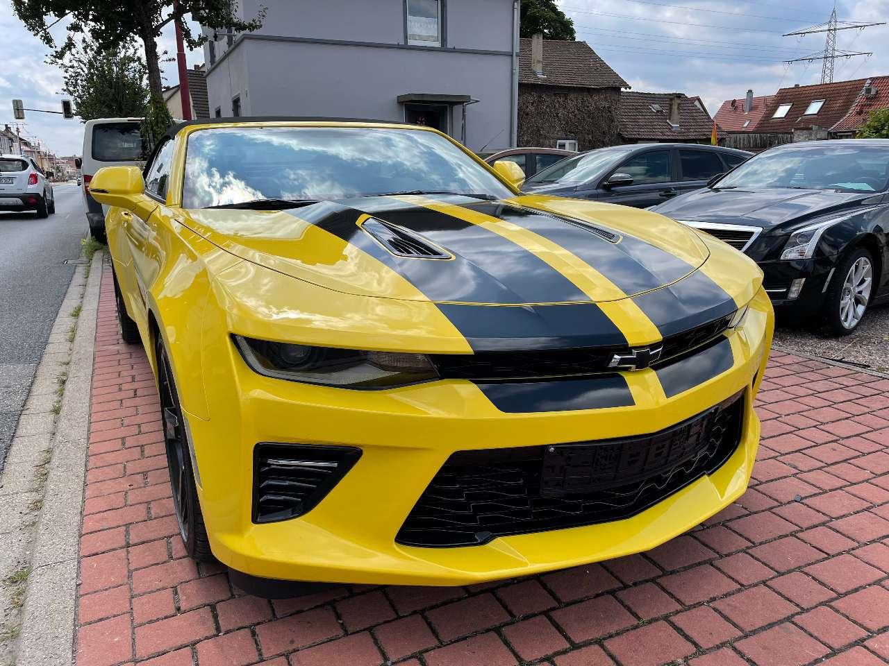 Autos nach Chevrolet Camaro Cabriolet 6.2 V8