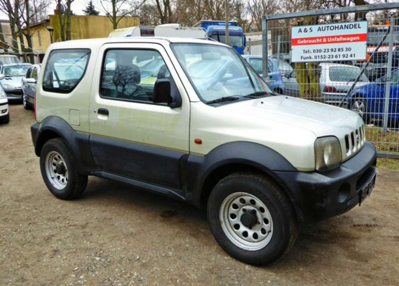 Autos nach Suzuki Jimny 2WD