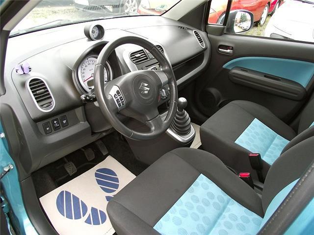 Autos nach Suzuki Splash