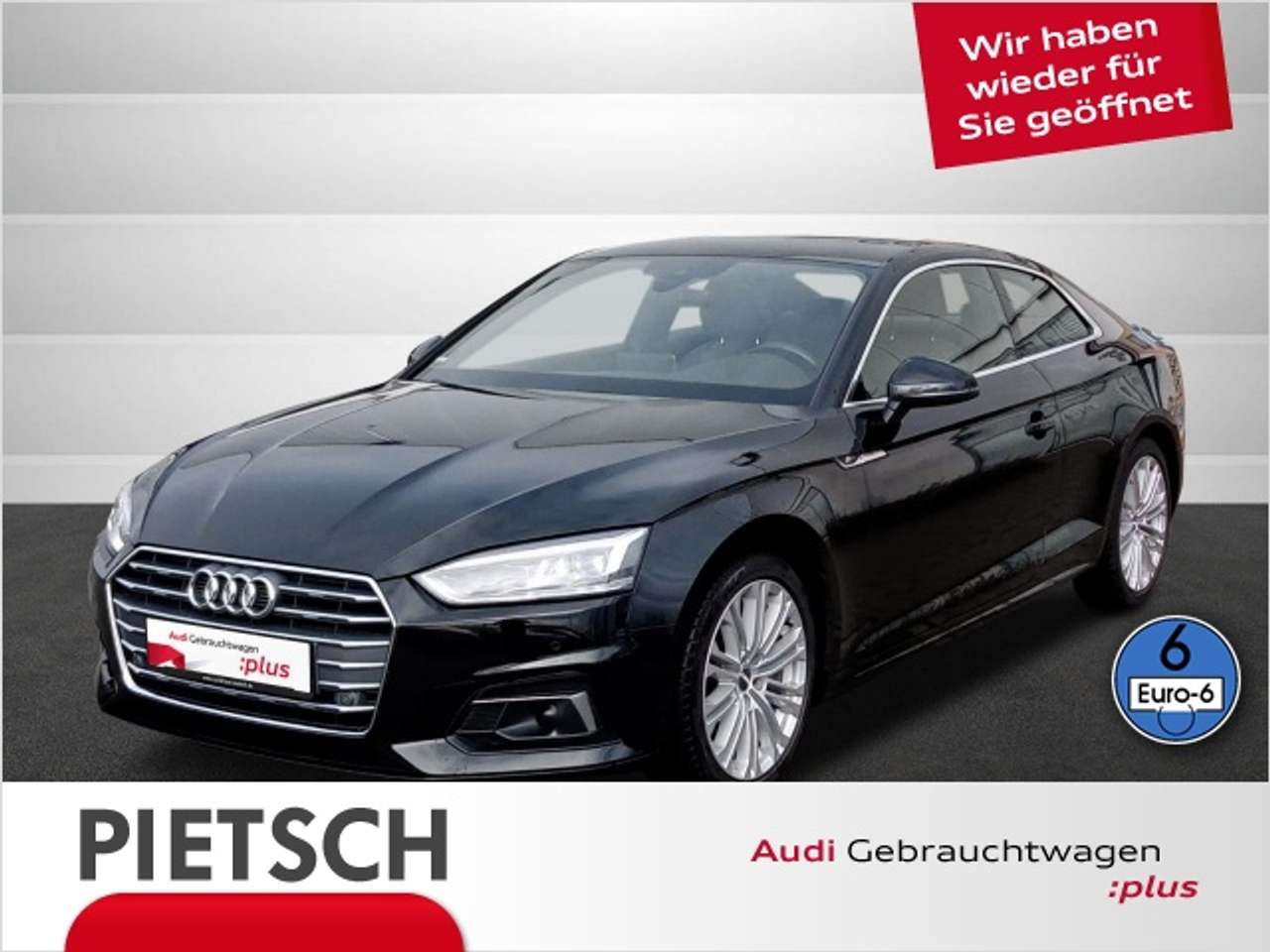 Autos nach Audi A5 Sportback 2.0 TDI quattro