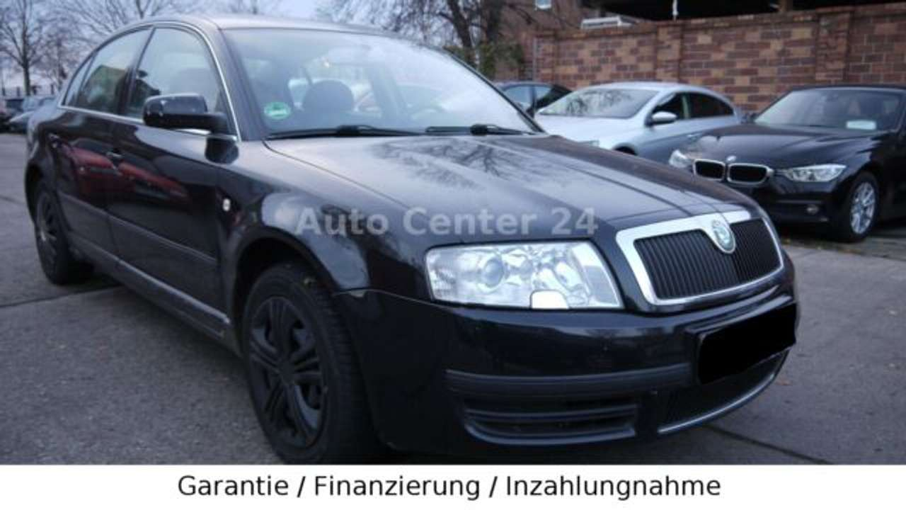 Autos nach Skoda Superb 2.0 TDI-PD