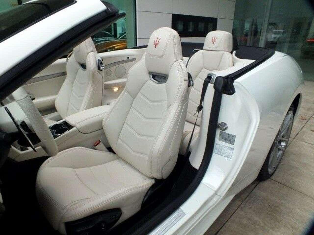 Autos nach Maserati GranTurismo, GranCabrio