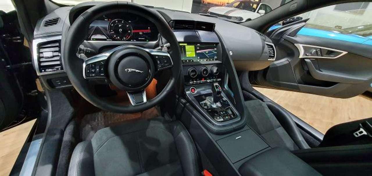 Coches por Jaguar F-Type