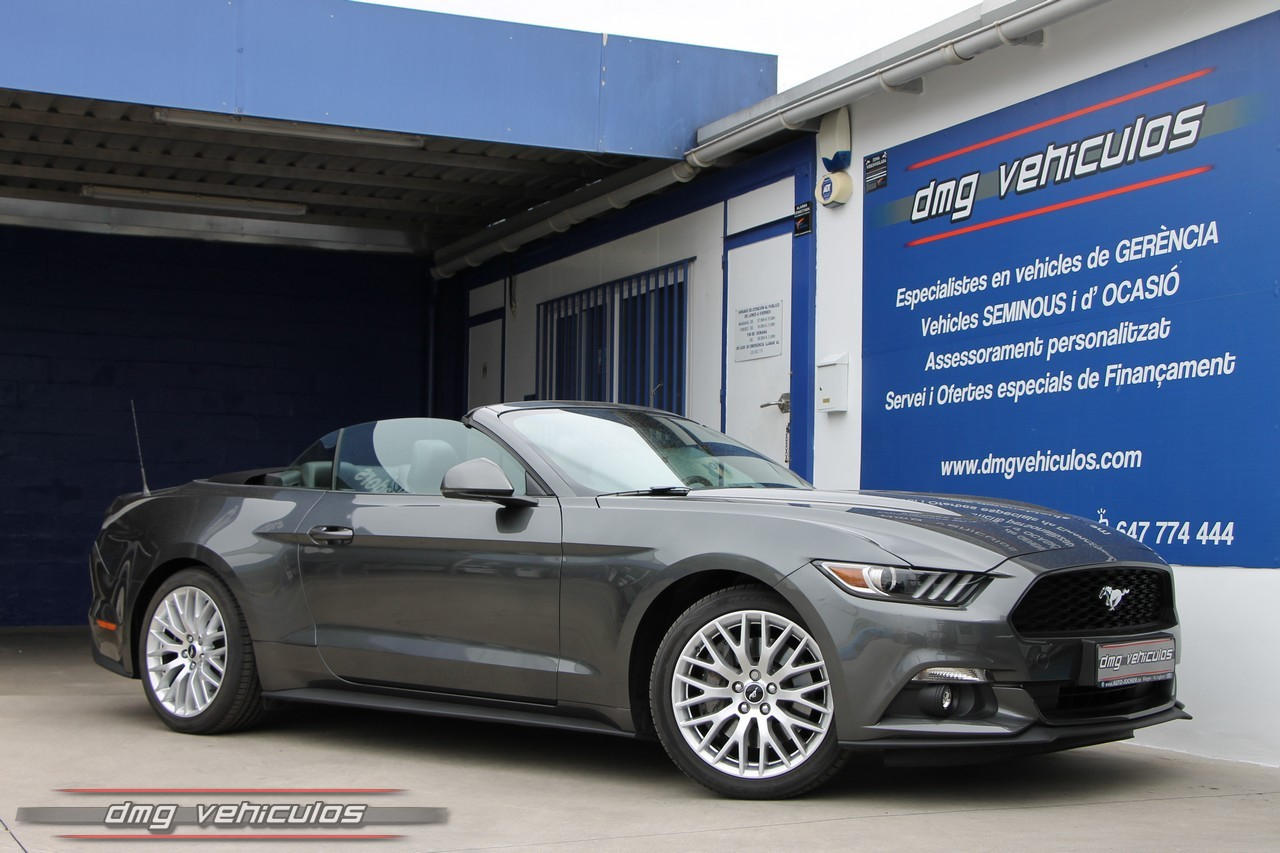 Coches por Ford Mustang