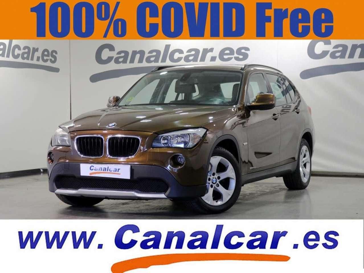 Coches por BMW X1