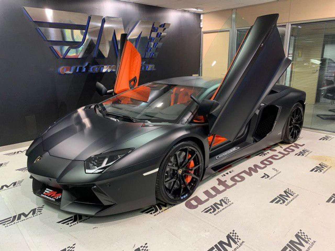 Coches por Lamborghini Aventador