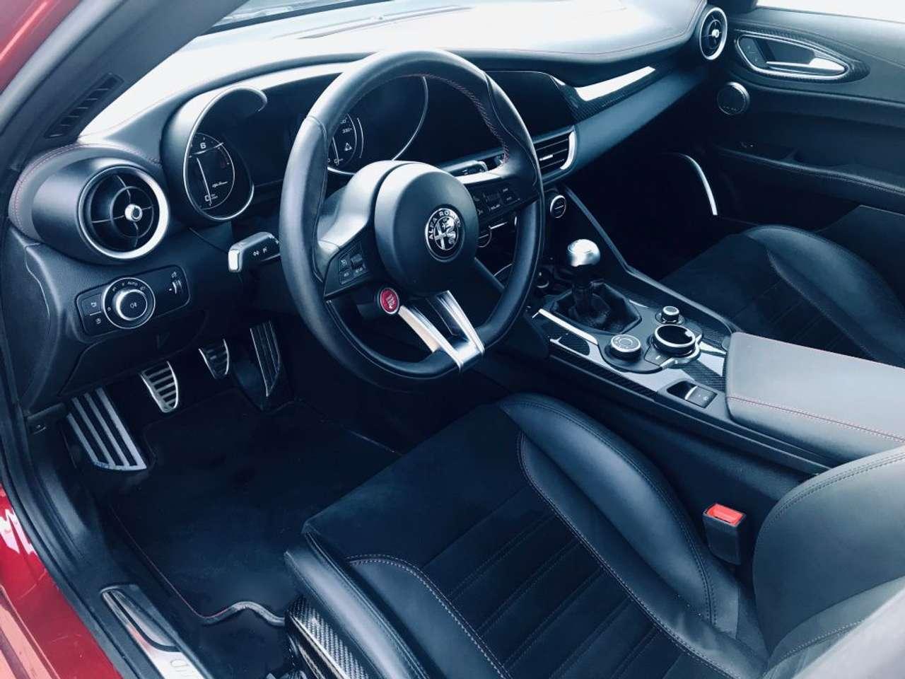 Coches por Alfa Romeo Giulia