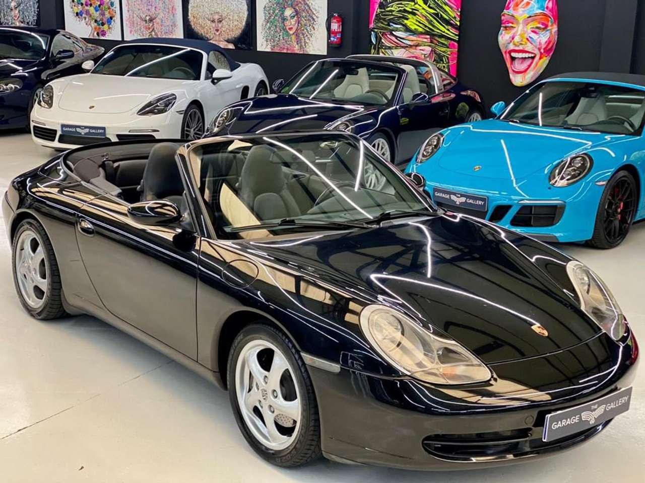 Coches por Porsche 911 Carrera Cabriolet