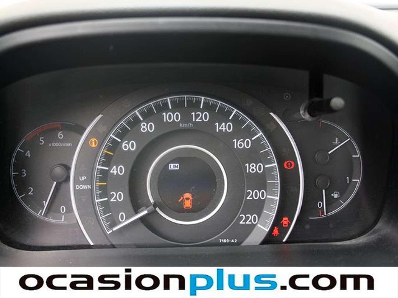 Coches por Honda CR-V