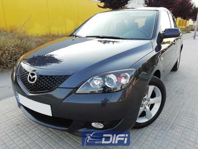 Coches por Mazda 3 MZR 1.6 Sport