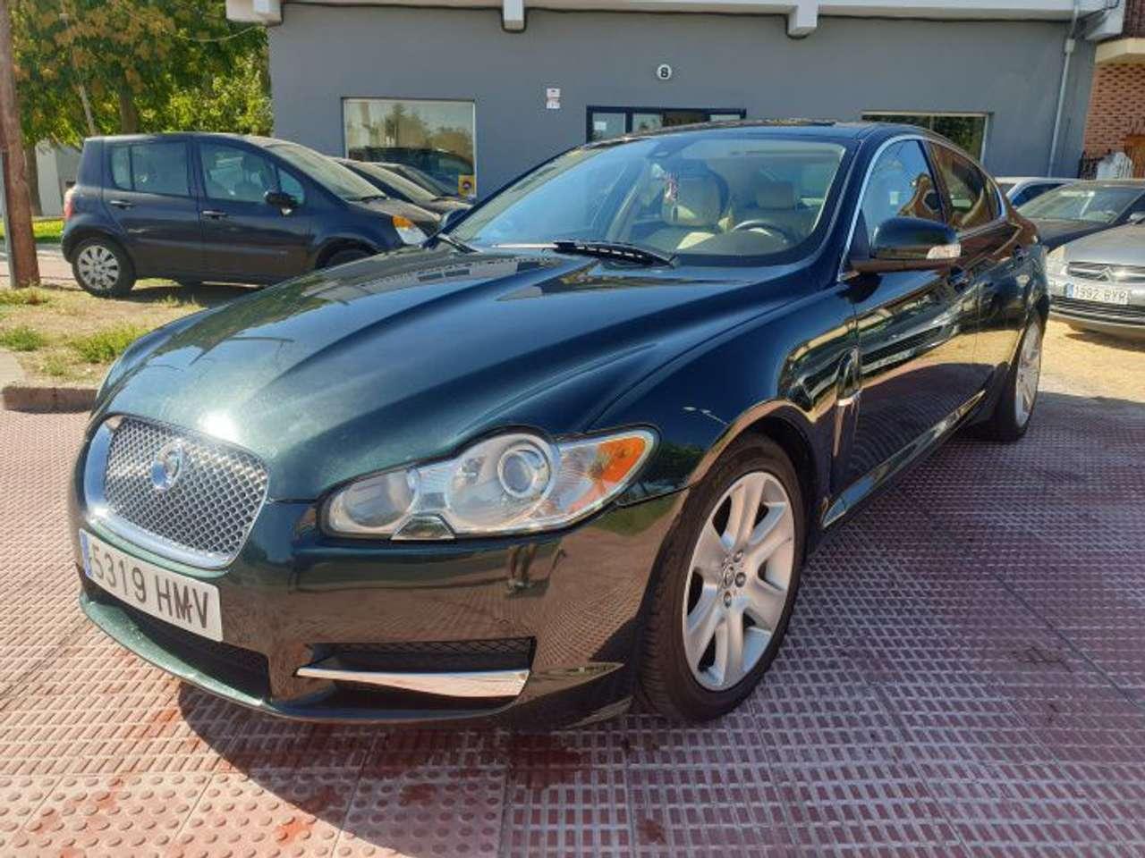 Coches por Jaguar XF