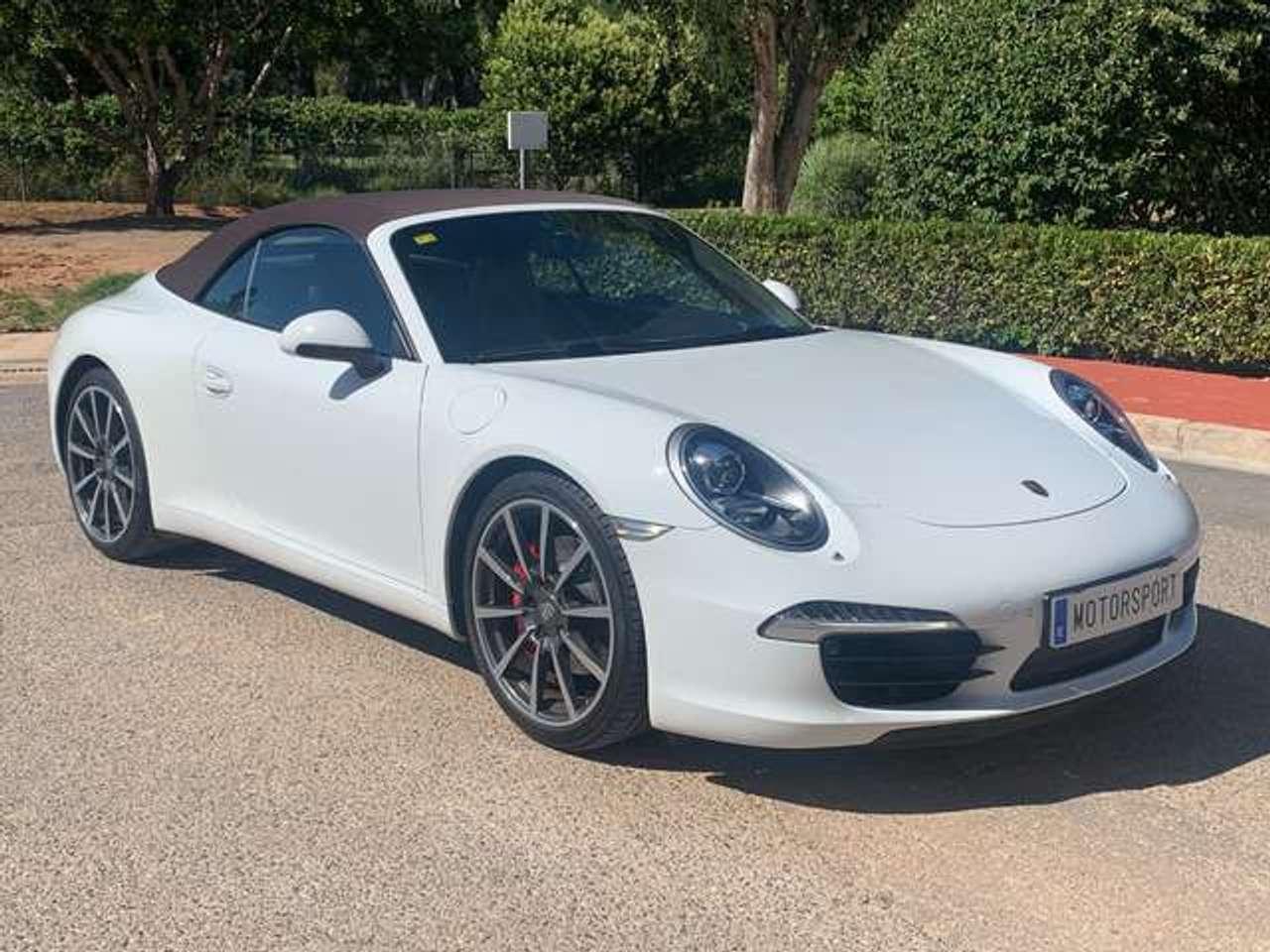Coches por Porsche 911 Carrera S