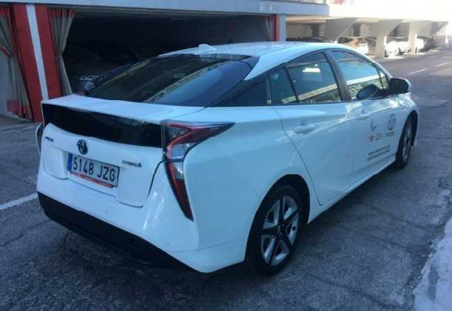 Coches por Toyota Prius