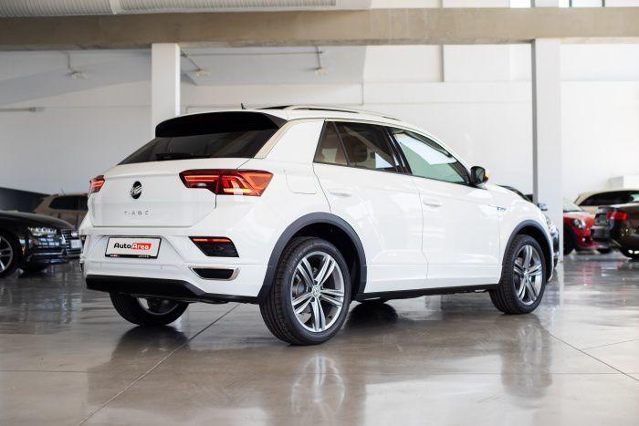 Coches por Volkswagen T-Roc