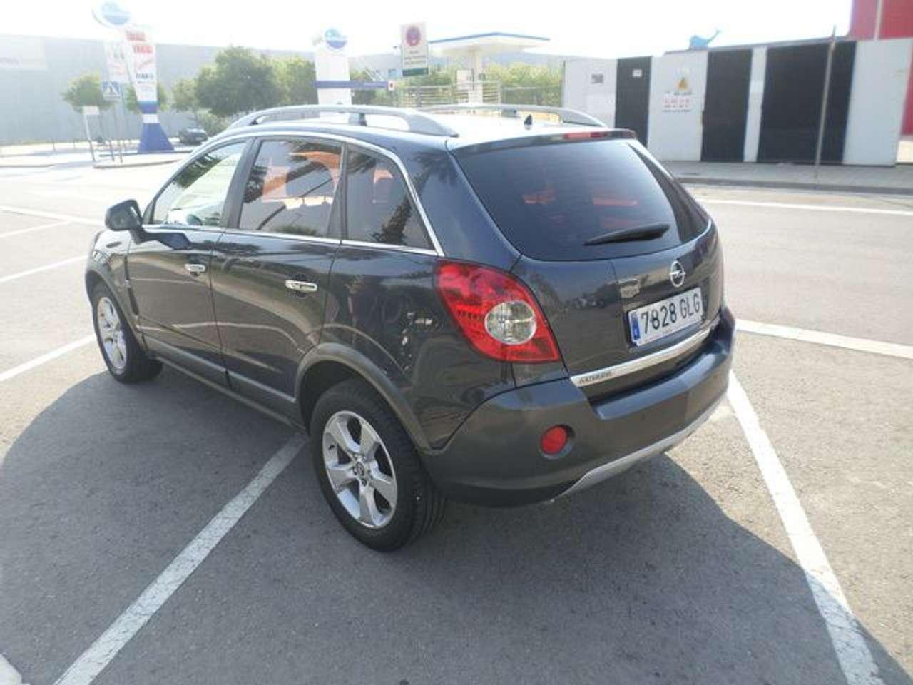 Coches por Opel Antara