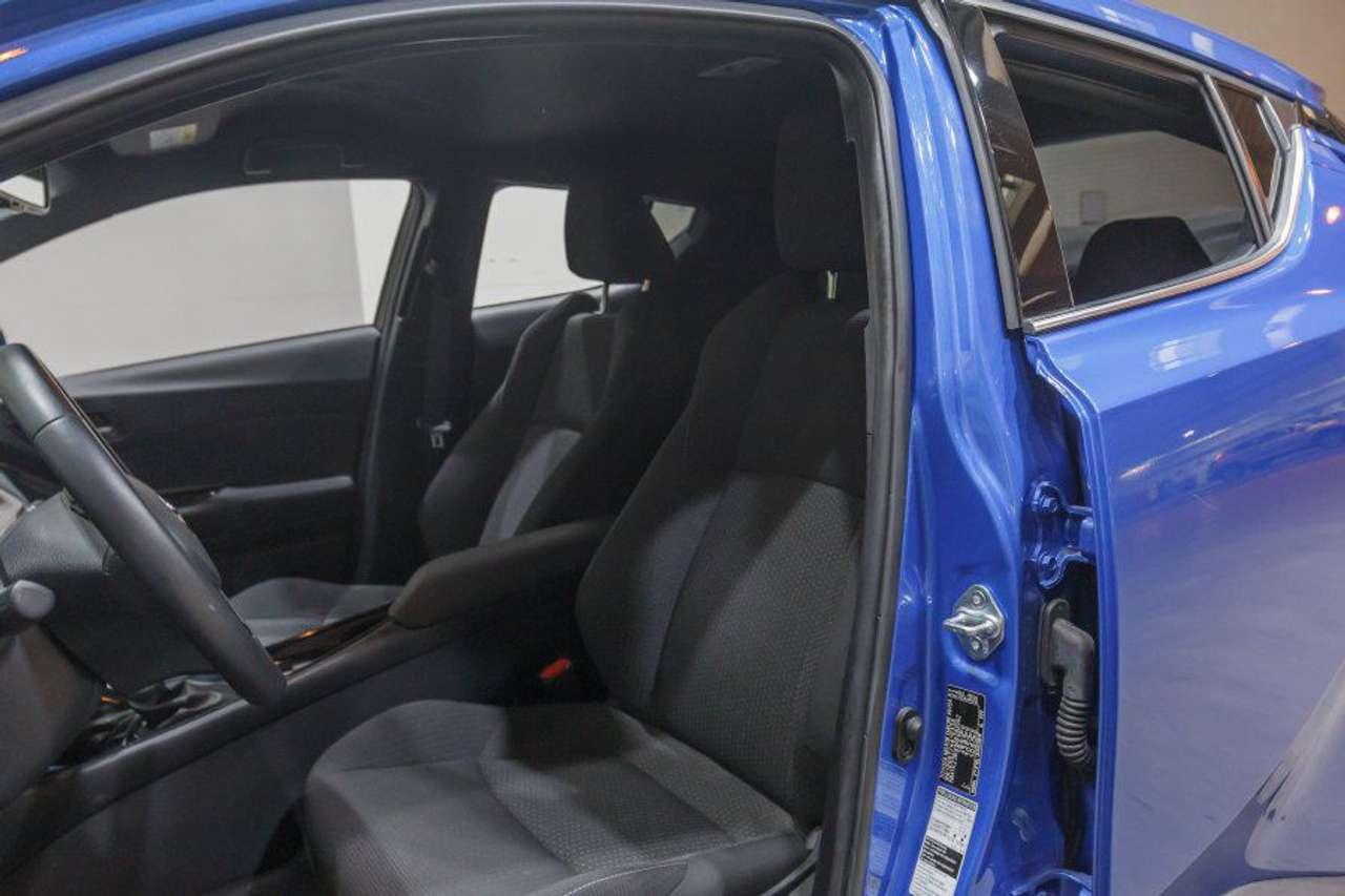 Coches por Toyota C-HR