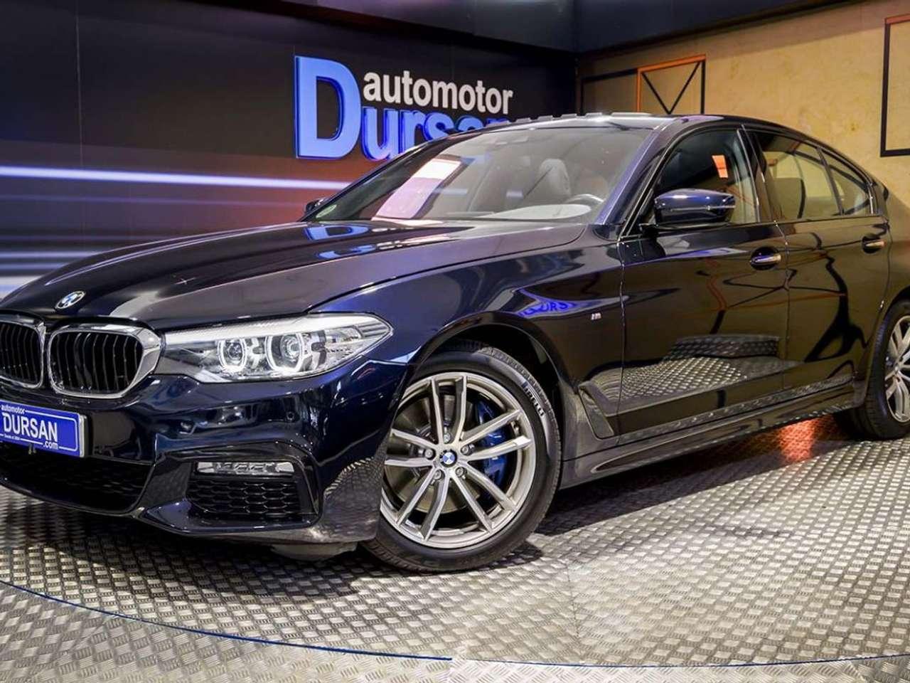 Coches por BMW 5-Series 530d