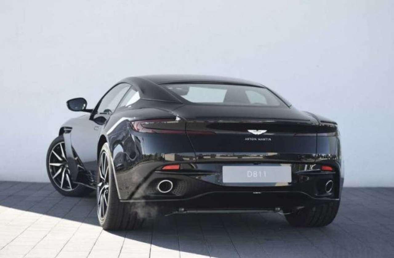 Coches por Aston Martin DB11