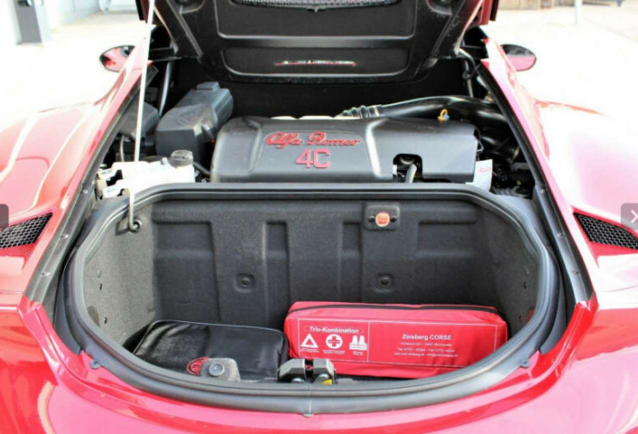 Coches por Alfa Romeo 4C