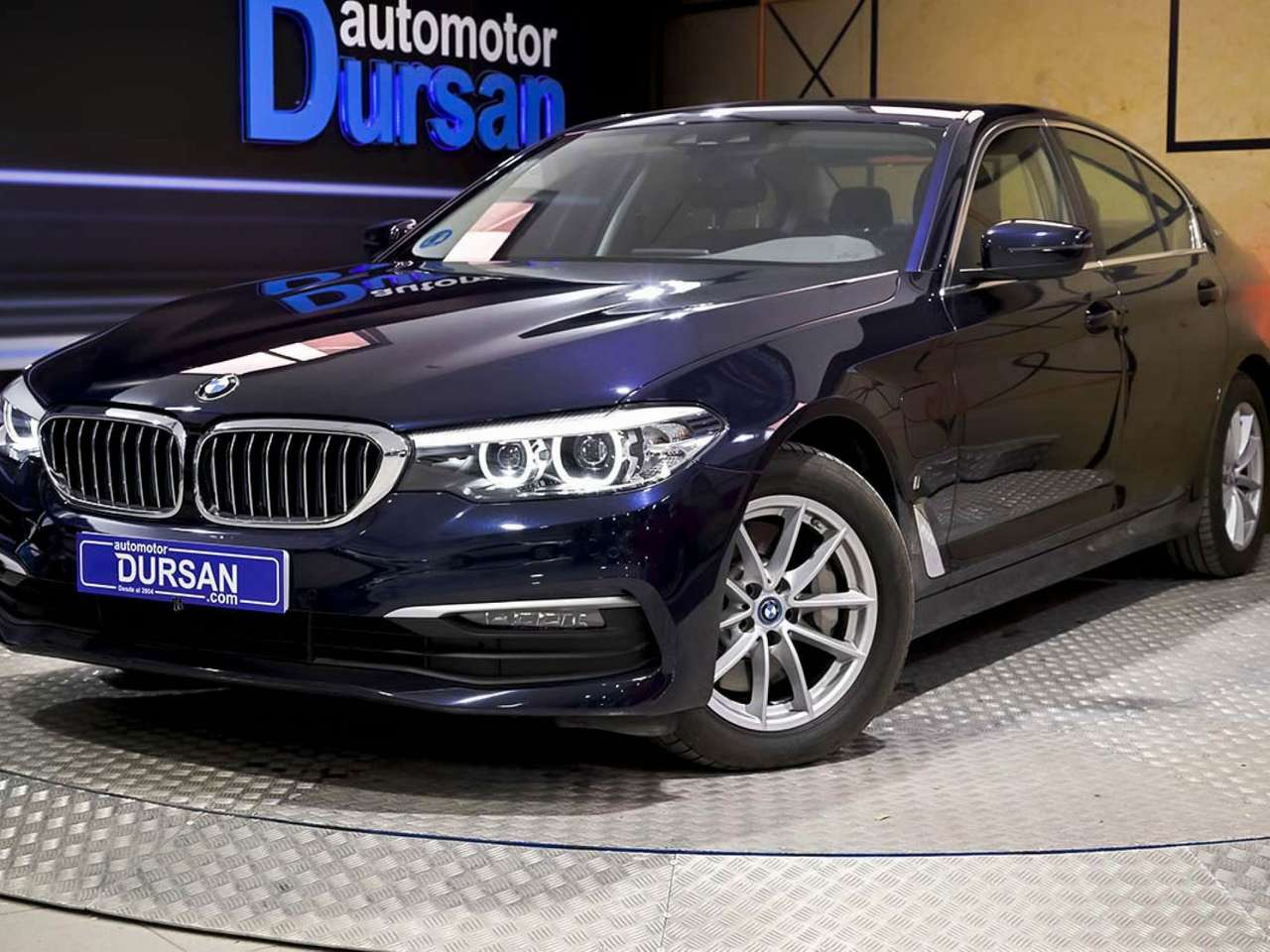 Coches por BMW 5-Series 530e iPerformance